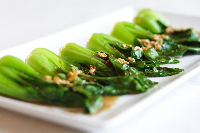 Asian Vegetable Recipes  Check out Restaurant style Chinese Greens with Oyster