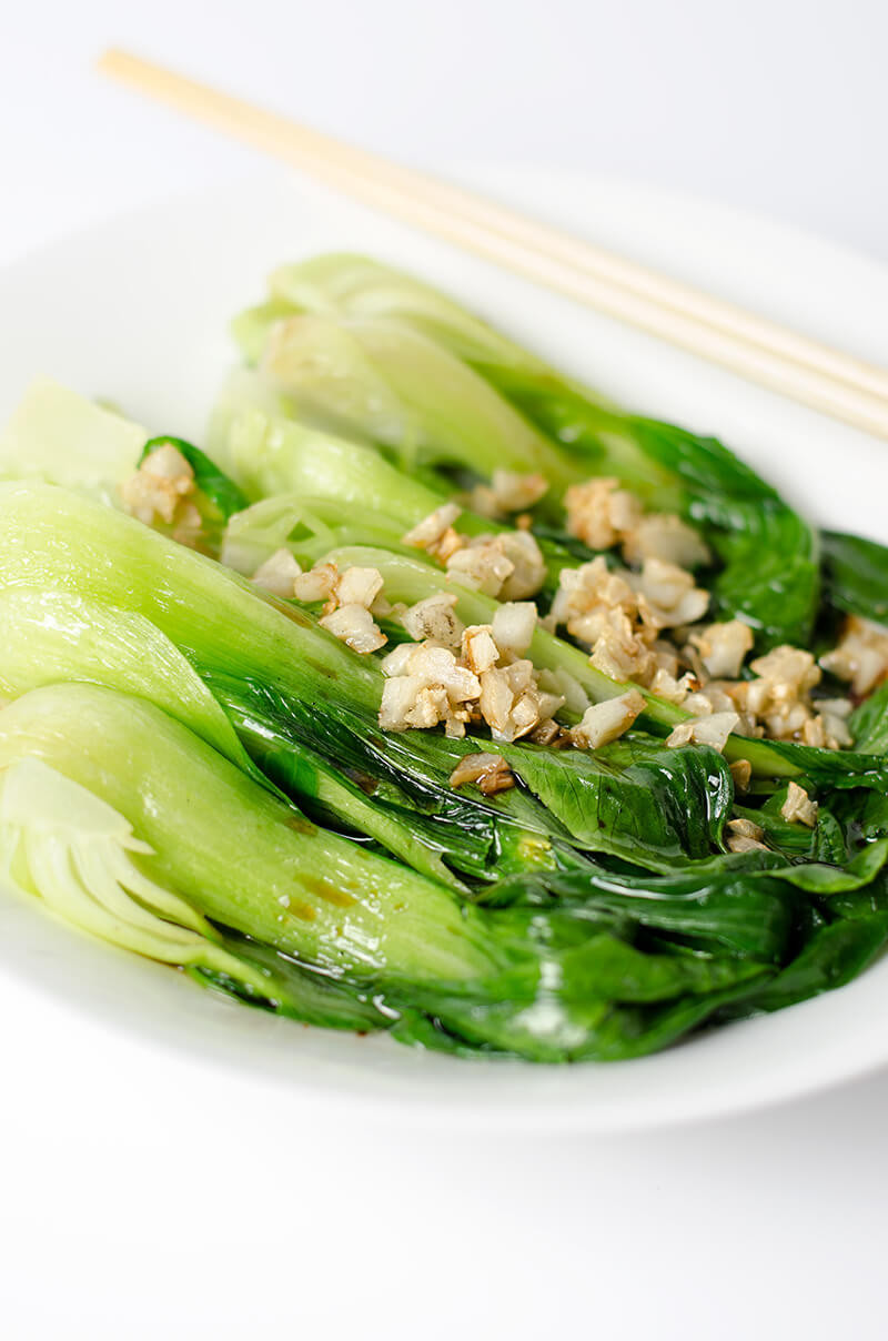 Asian Vegetable Recipes  Chinese Style Green Ve ables
