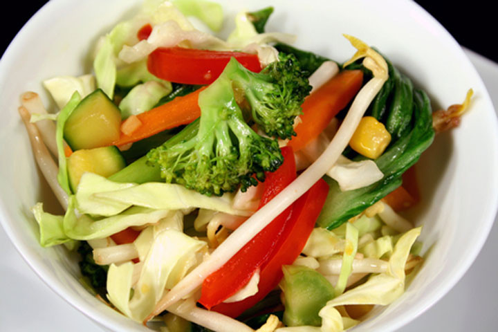 Asian Vegetable Recipes  Asian Ve able Recipes CDKitchen