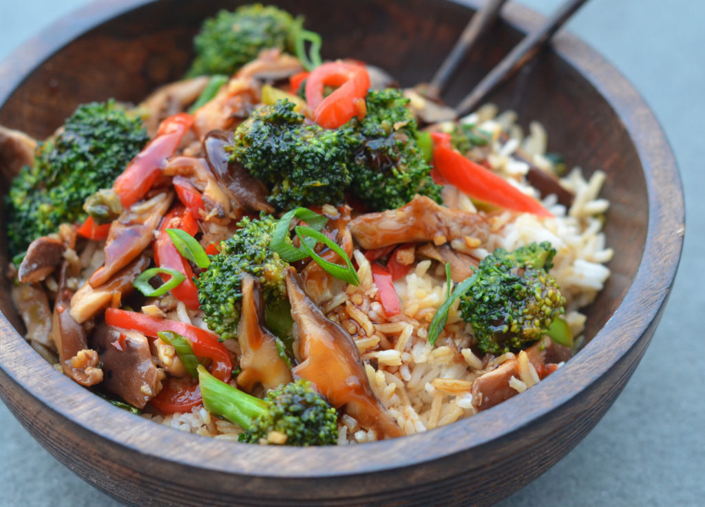 Asian Vegetarian Recipes  Chinese Ve able Stir Fry ce Upon a Chef