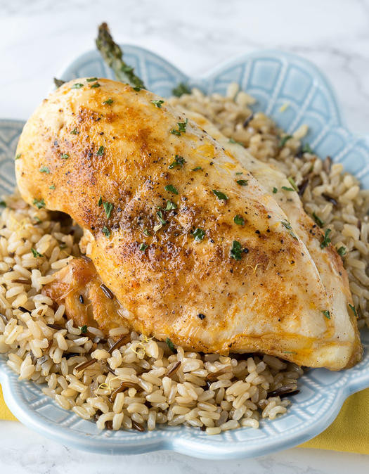 Asparagus Stuffed Chicken Breast  Asparagus Recipes for Breakfast Lunch and Dinner