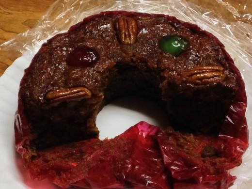 Assumption Abbey Fruitcake  Fruitcake and Christmas Fruit Cake Cookie Recipes