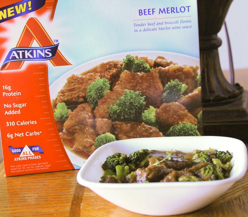 Atkins Frozen Dinners  A fresh take on frozen Atkins Meals