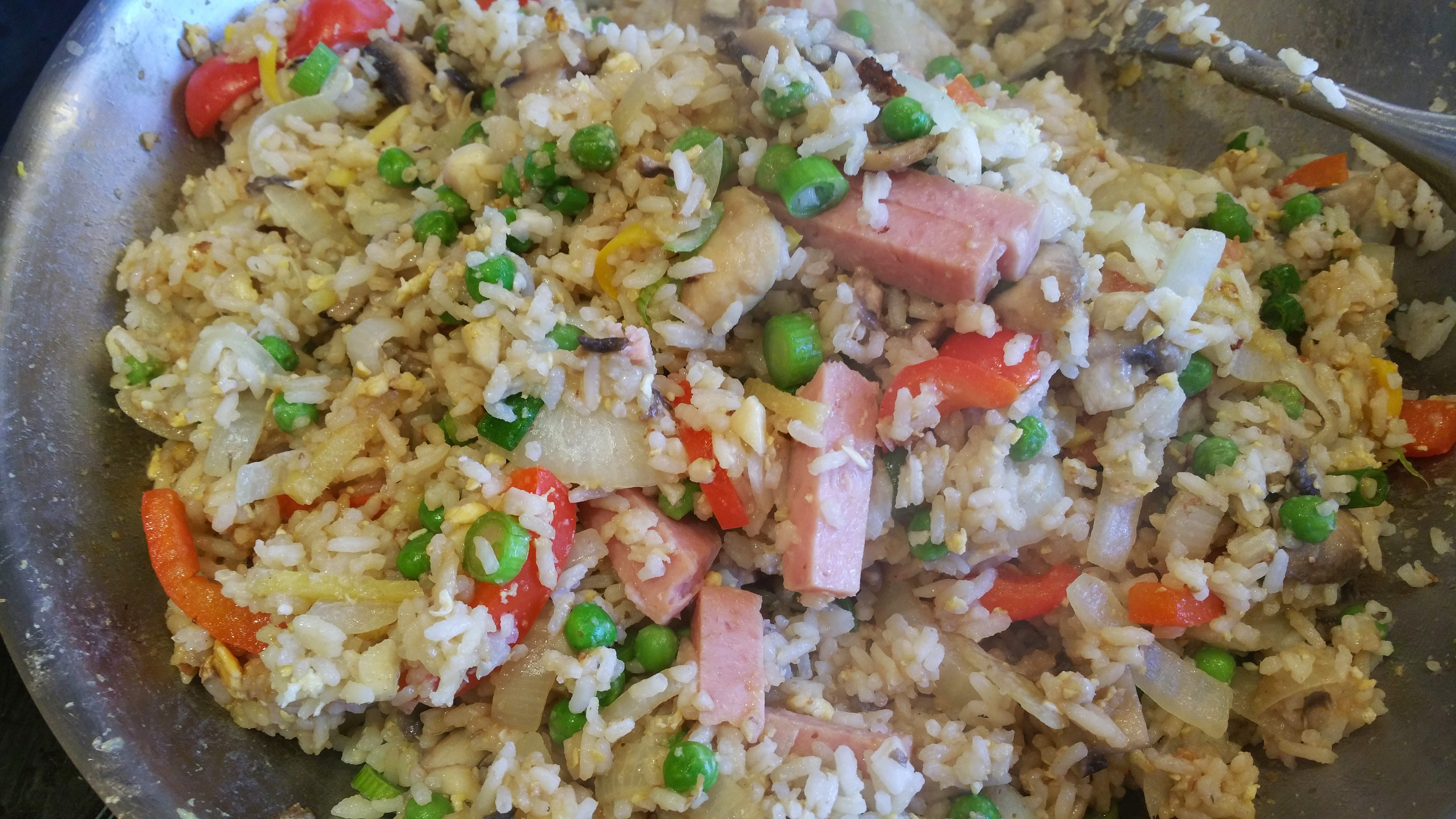 Authentic Chinese Fried Rice Recipe  Authentic Chinese Fried Rice Recipe