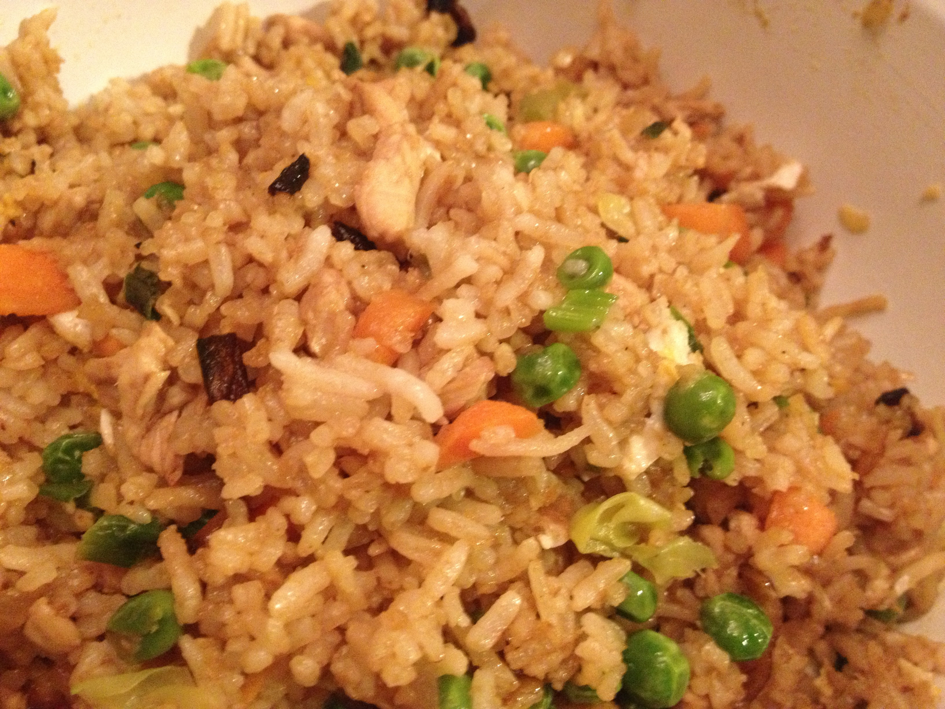 Authentic Chinese Fried Rice Recipe  Chinese Fried Rice Authentic Chinese Food 4 0 The