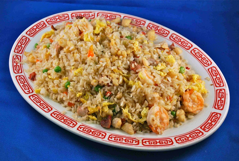 Authentic Chinese Fried Rice Recipe  Traditional Mandarin Fried Rice XciteFun