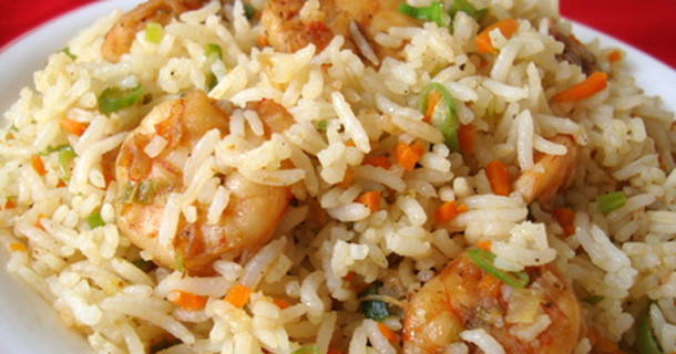 Authentic Chinese Fried Rice Recipe  authentic fried rice recipe
