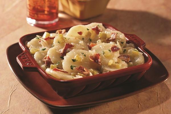 Authentic German Potato Salad Recipe  Authentic German Potato Salad Recipe Go Dairy Free