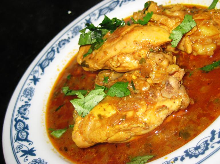 Authentic Indian Chicken Curry Recipes  Authentic Royal Korma Gujarati Style