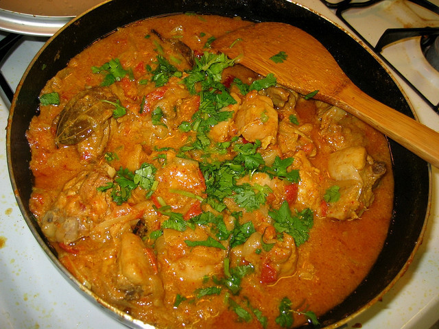 Authentic Indian Recipes  Mouth Watering Indian Chicken Curry