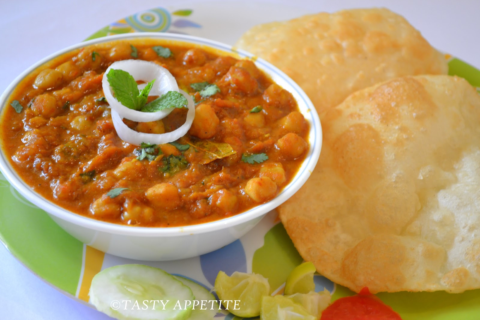 Authentic Indian Recipes  Chole Bhature Indian cooking Recipes Cuisines of India