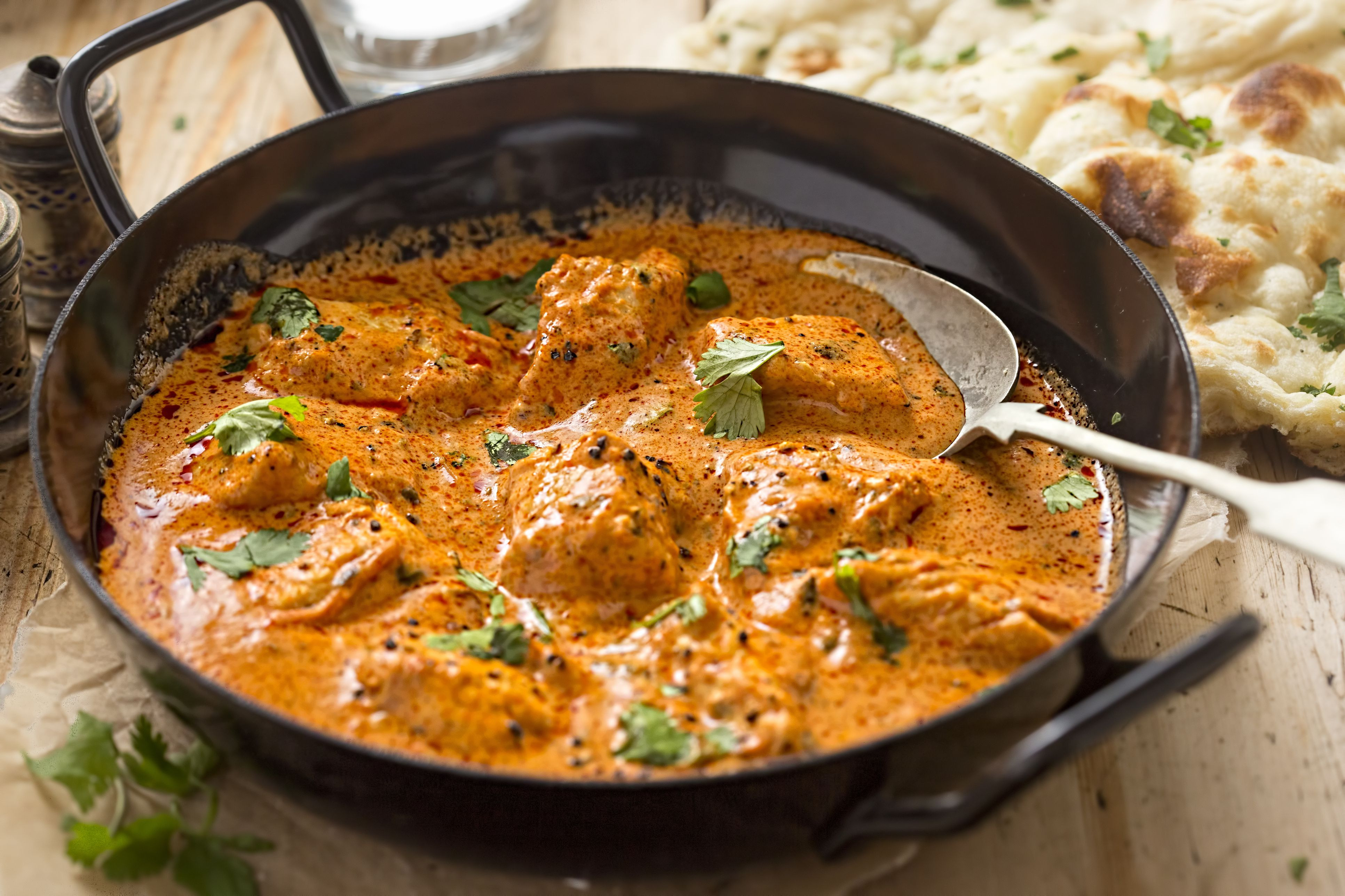 Authentic Indian Recipes  Butter Chicken Murg Makhani Recipe