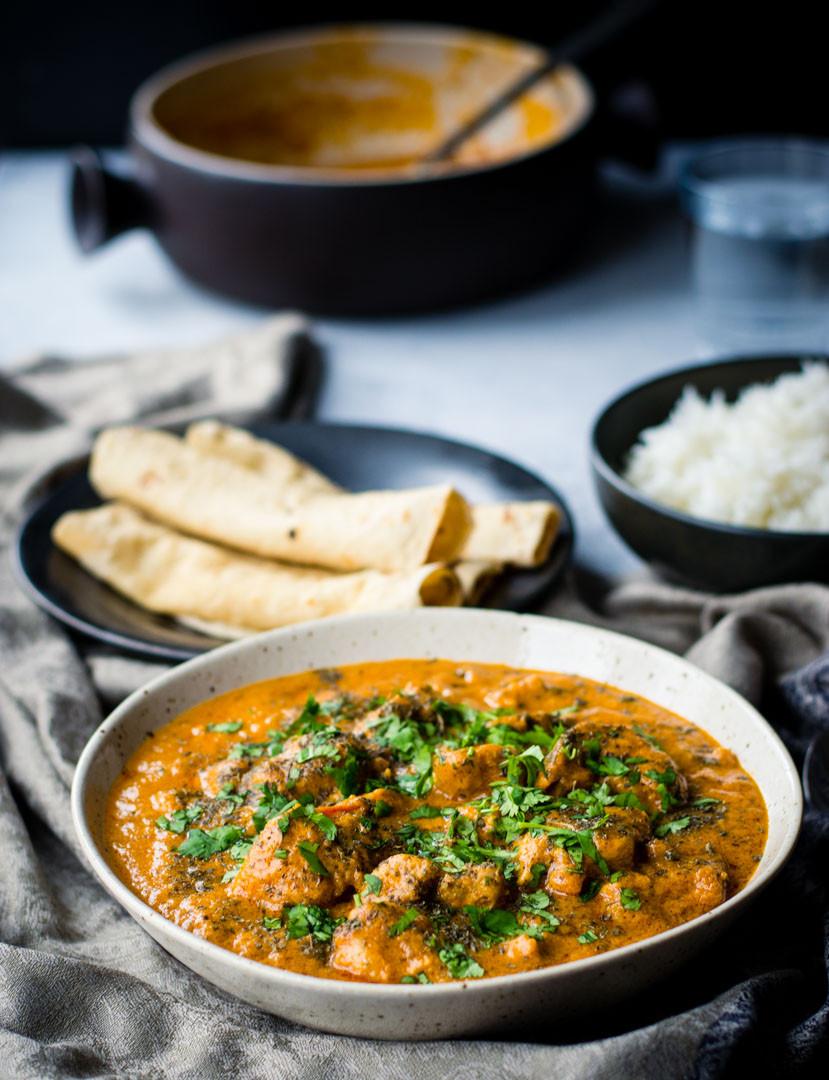 Authentic Indian Recipes  No fuss Instant Pot Authentic Indian Butter Chicken Recipe
