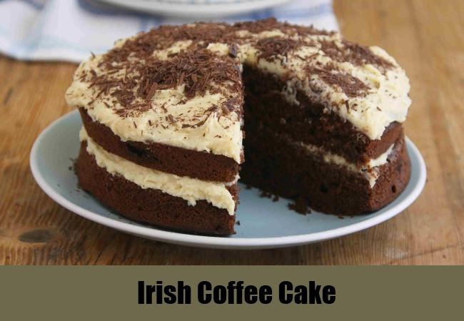 Authentic Irish Dessert  irish desserts
