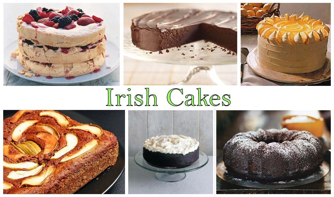 Authentic Irish Dessert  Sweeter Than Sweet Dessert Tables Authentic Irish Desserts