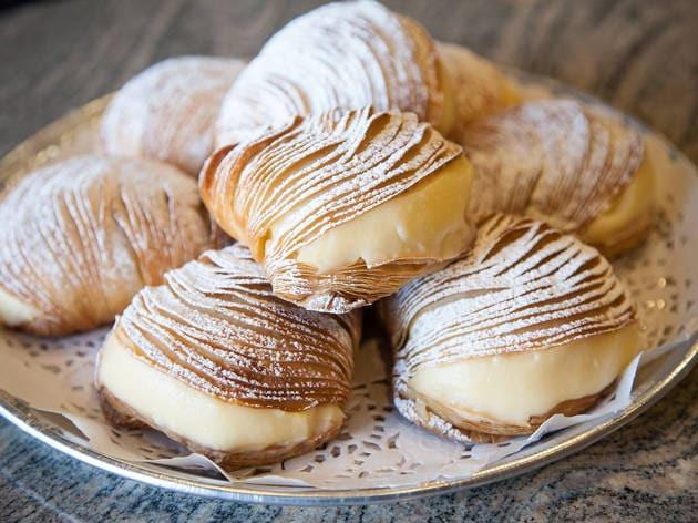 Authentic Italian Desserts  Authentic Italian Sfogliatelle Recipe