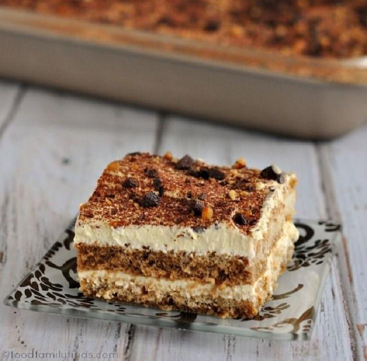 Authentic Italian Desserts  Top 10 Recipes for Traditional Italian Desserts Top Inspired