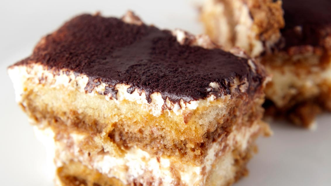 Authentic Italian Desserts  Family Recipe Tiramisu Galleria