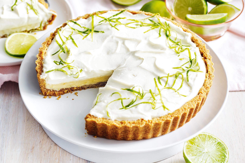 Authentic Key Lime Pie Recipe  key lime pie v