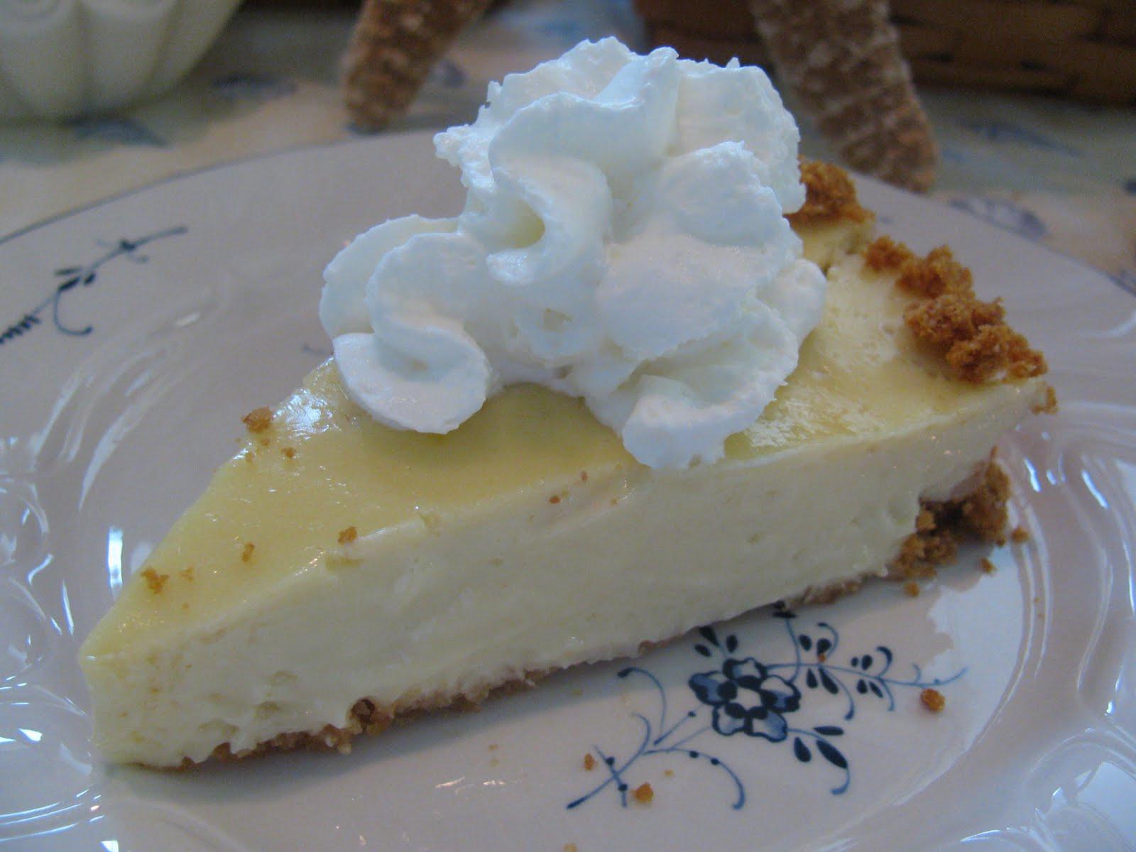 Authentic Key Lime Pie Recipe  Rita s Recipes Best Key Lime Pie