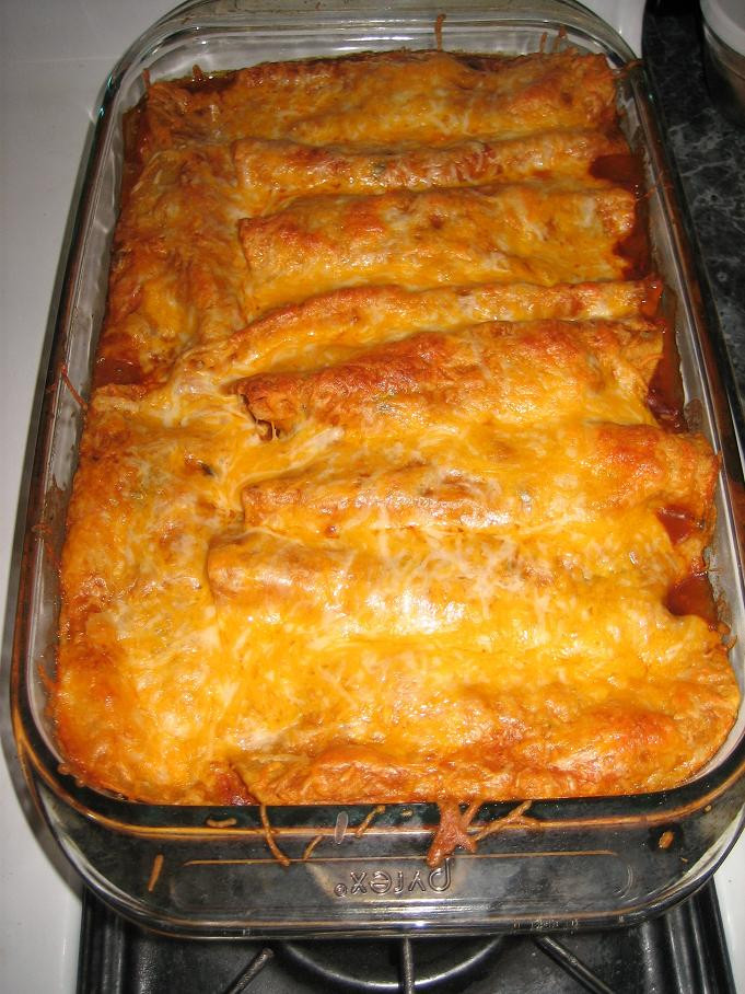 Authentic Mexican Enchiladas  Do You Smell That Beef Enchiladas