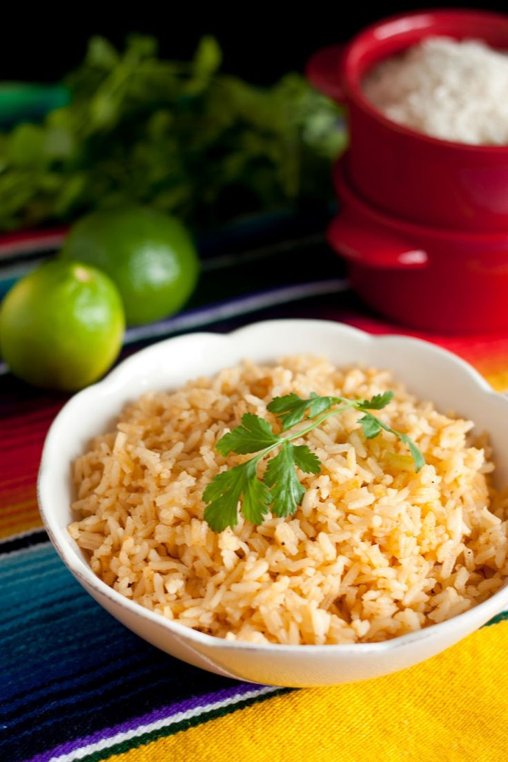 Authentic Mexican Food Recipes  authentic mexican rice