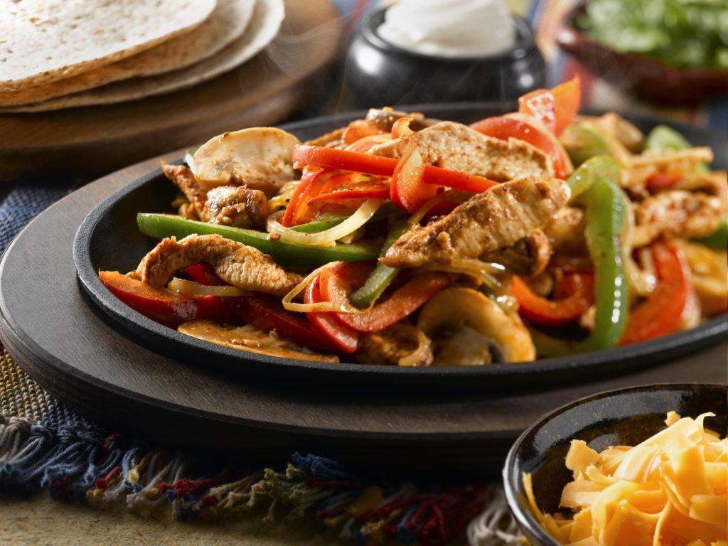 Authentic Mexican Food Recipes  mexican food recipes for delicious fajitas