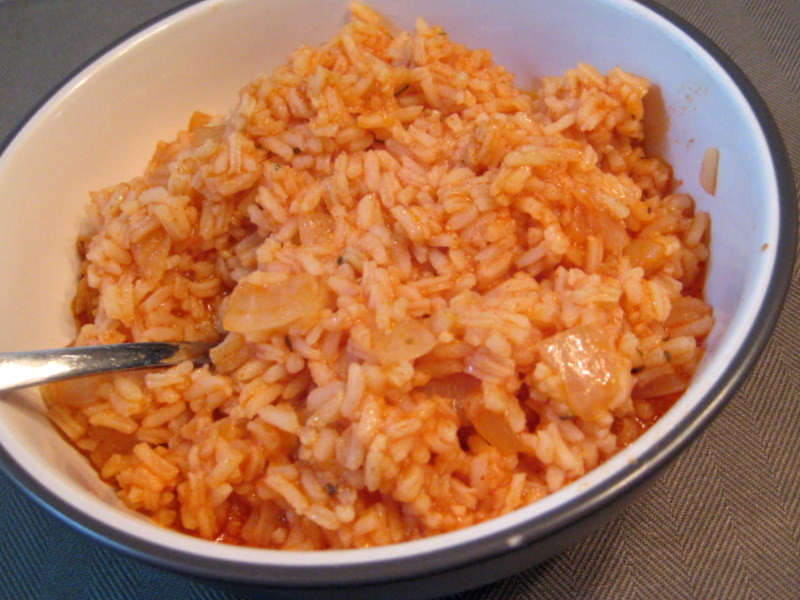 Authentic Mexican Rice  Authentic Spanish Rice Recipe