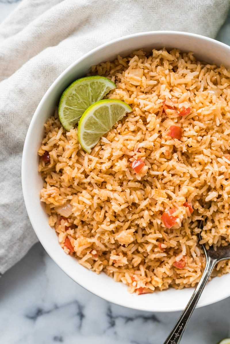 Authentic Mexican Rice  Authentic Mexican Rice Recipe Isabel Eats Easy Mexican