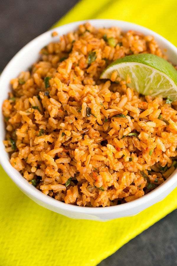 Authentic Mexican Rice  authentic mexican rice recipes