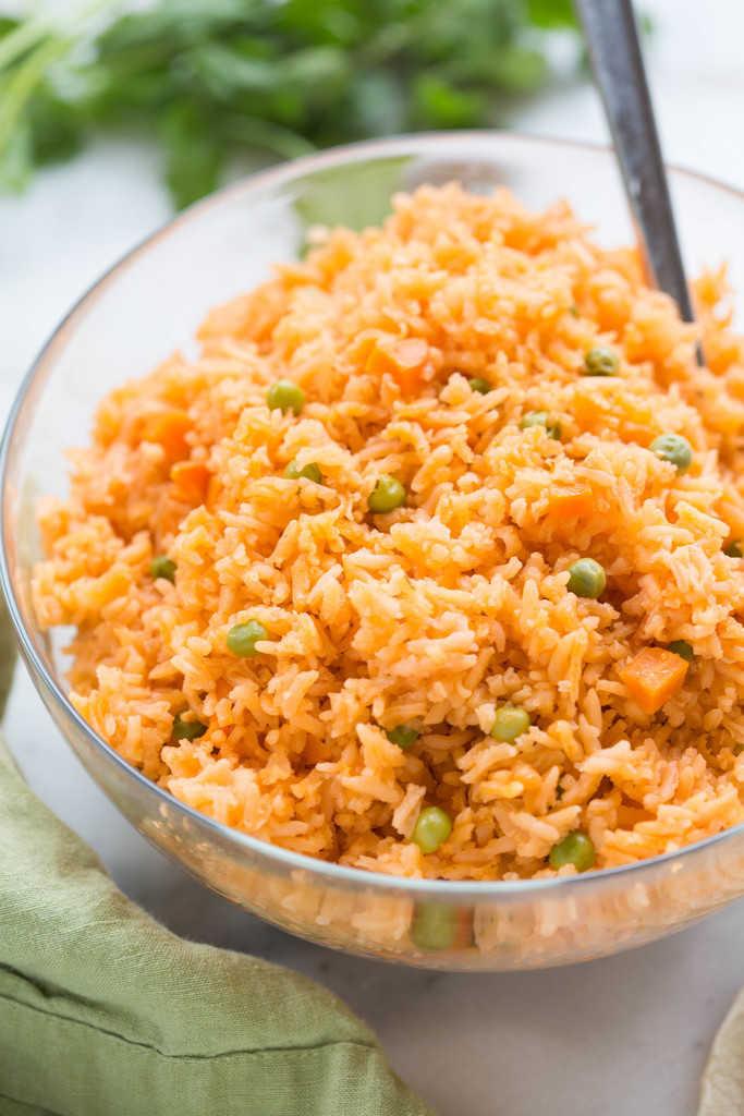 Authentic Mexican Rice  Authentic Mexican Rice Tastes Better From Scratch
