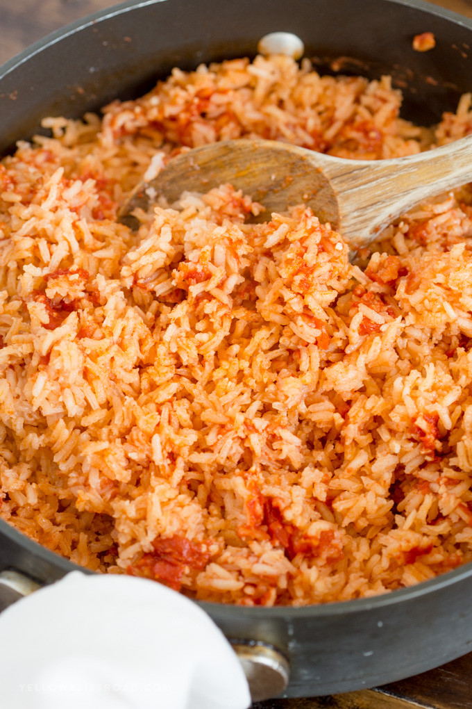 Authentic Mexican Rice  The BEST Authentic Mexican Rice Recipe