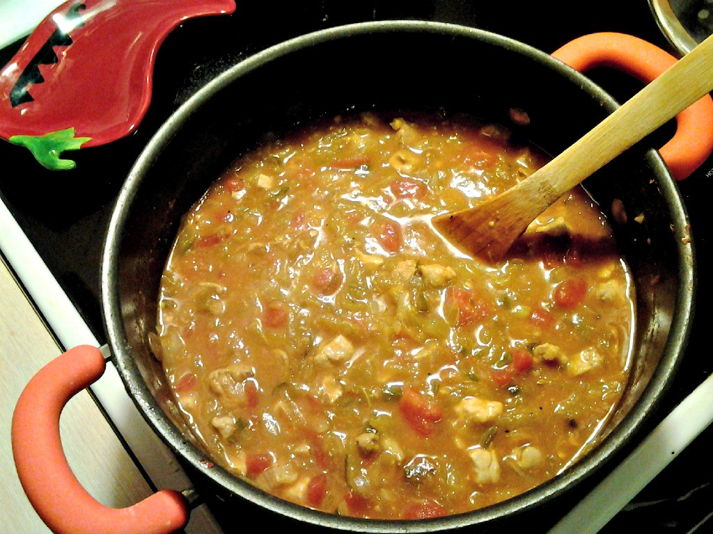 Authentic Pork Green Chili Recipe  pork green chili sauce