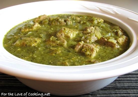 Authentic Pork Green Chili Recipe  Chile Verde