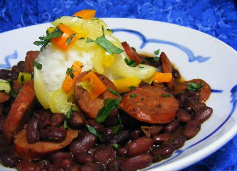 Authentic Red Beans And Rice  How The World Does Beans and Rice In 24 Recipes
