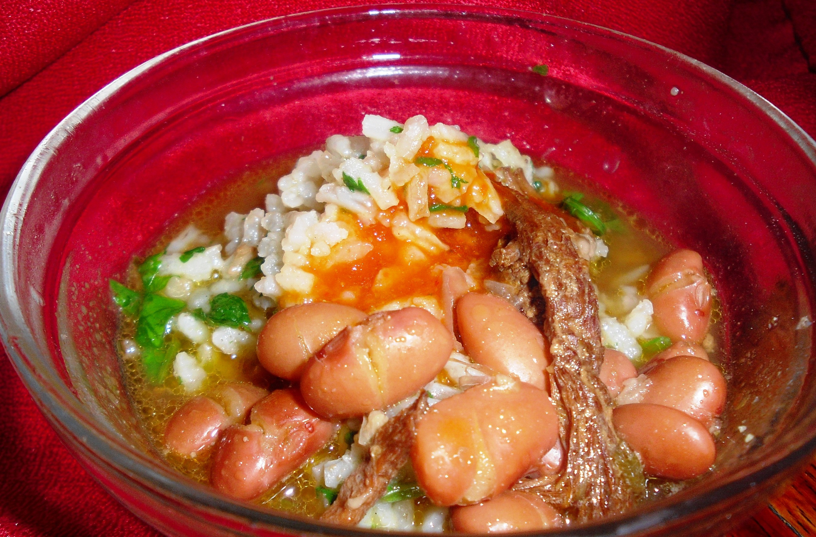 Authentic Red Beans And Rice  Authentic No Shortcuts Louisiana Red Beans and Rice