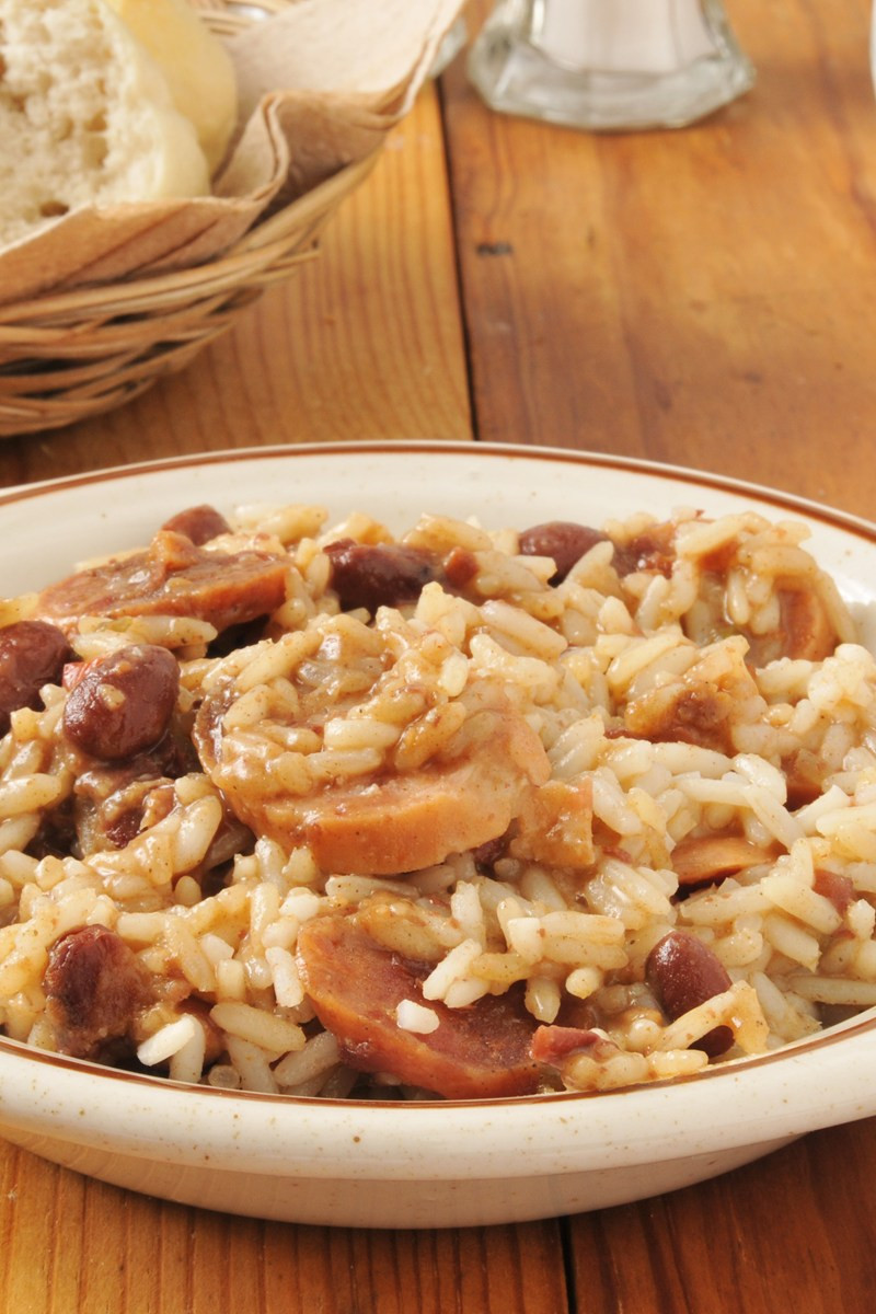 Authentic Red Beans And Rice  Authentic Louisiana Red Beans and Rice