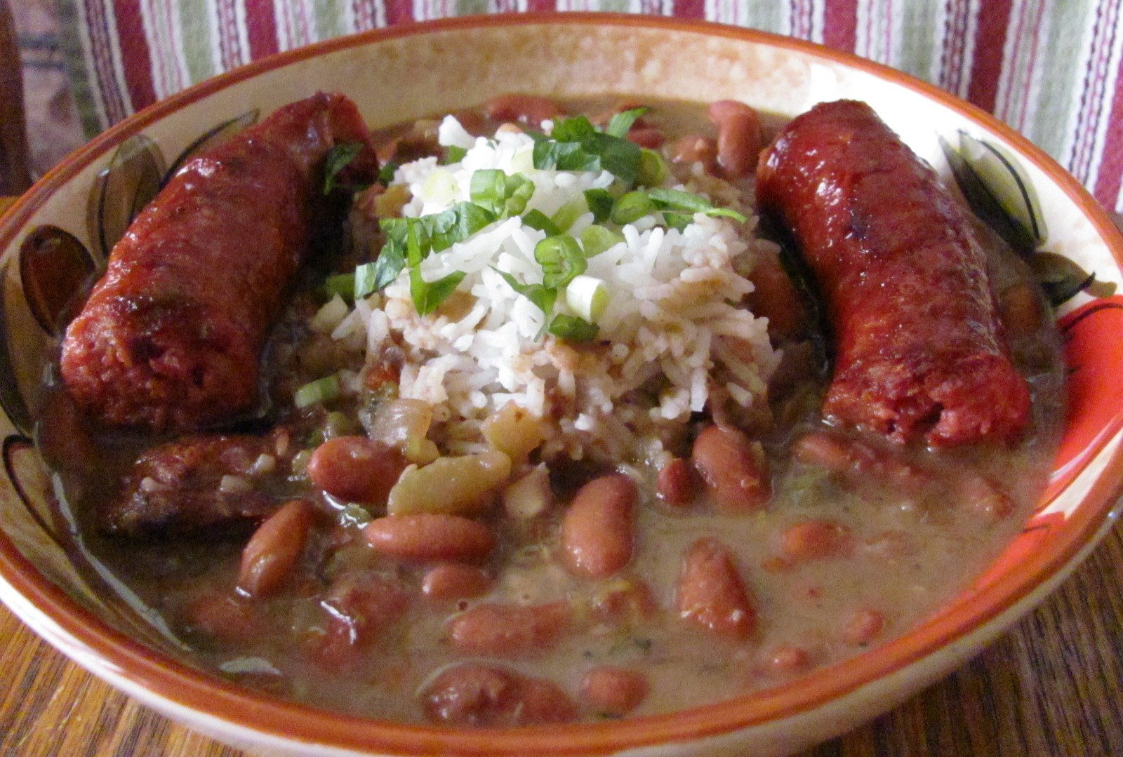 Authentic Red Beans And Rice  New Orleans Red Beans & Rice