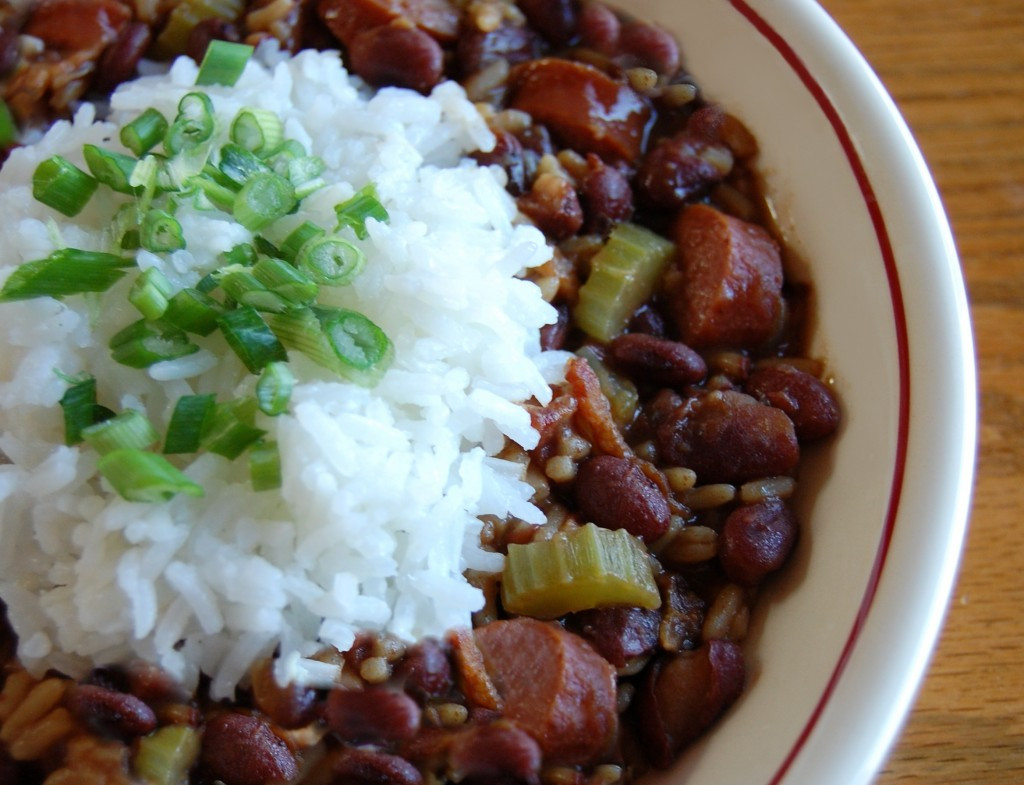 Authentic Red Beans And Rice  Red Beans and Rice
