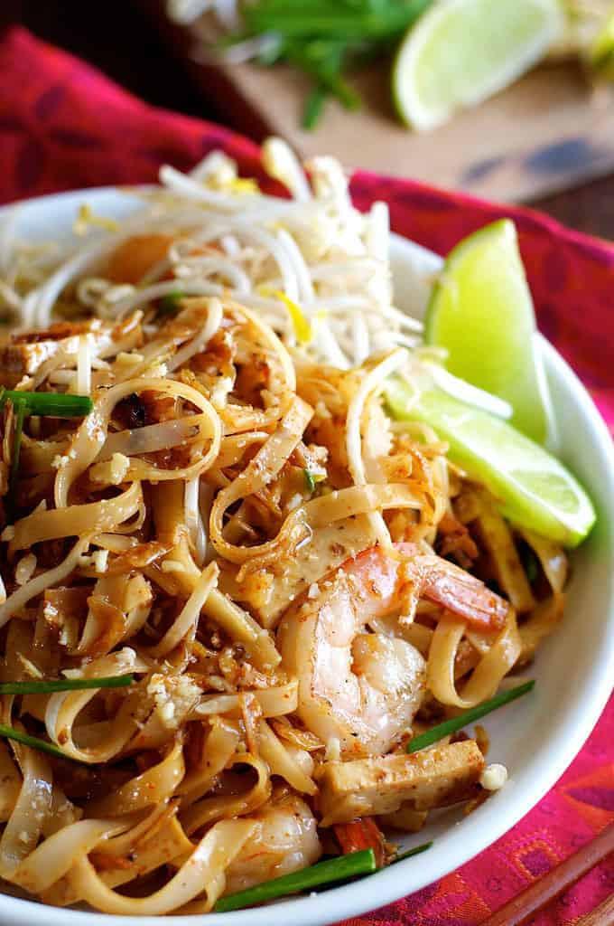 Authentic Thai Recipes  how to make authentic pad thai