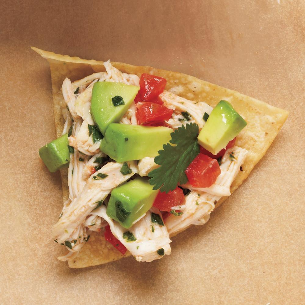 Avacado Chicken Salad  Avocado Chicken Salad Recipe