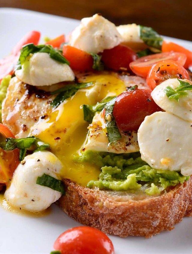Avocado Breakfast Recipes  17 Best ideas about Italian Breakfast on Pinterest