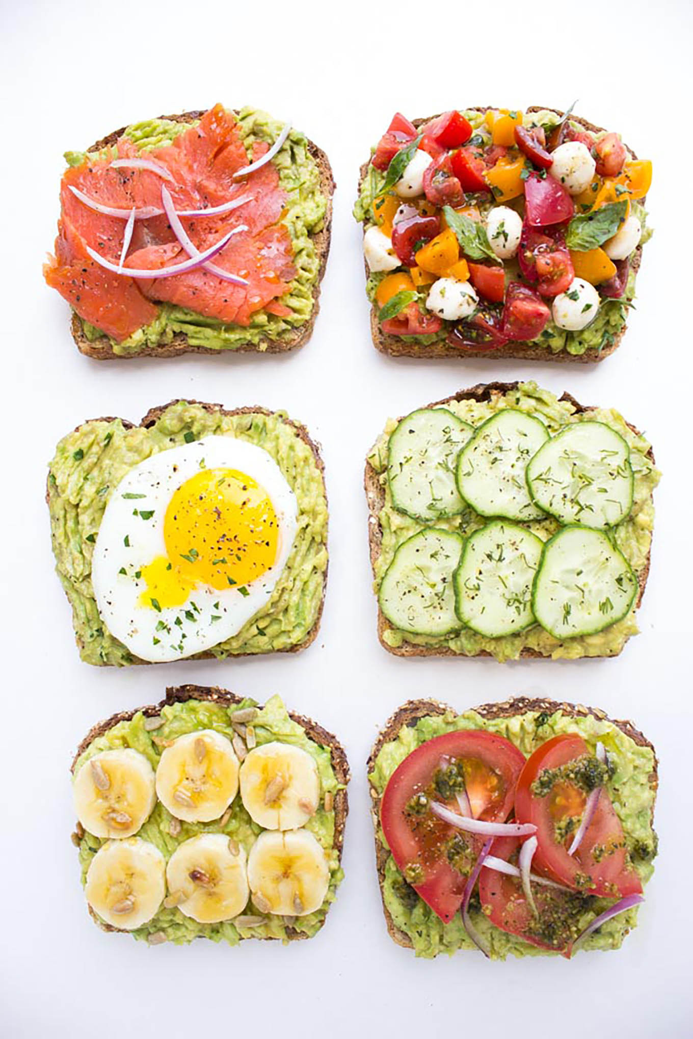 Avocado Breakfast Recipes  5 Healthy & Deliciously Easy Breakfast Recipes Hello Fashion