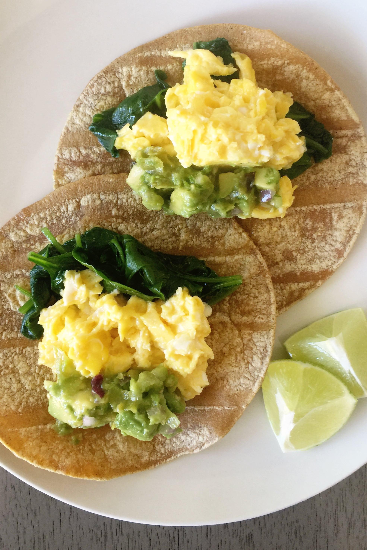 Avocado Breakfast Recipes  Avocado Breakfast Tacos Recipe