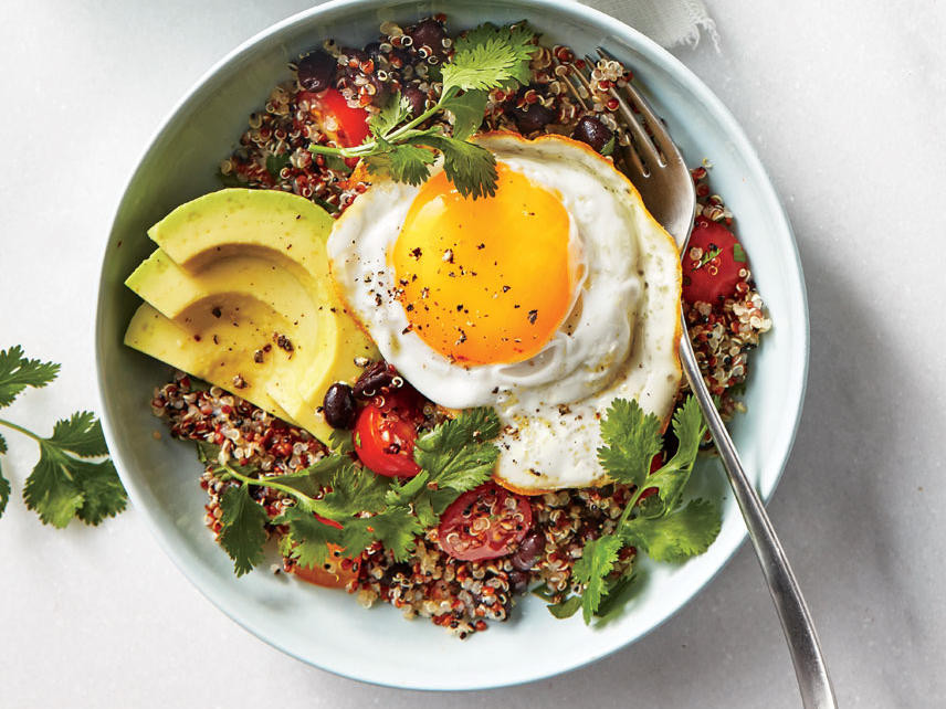 Avocado Breakfast Recipes  avocado egg breakfast