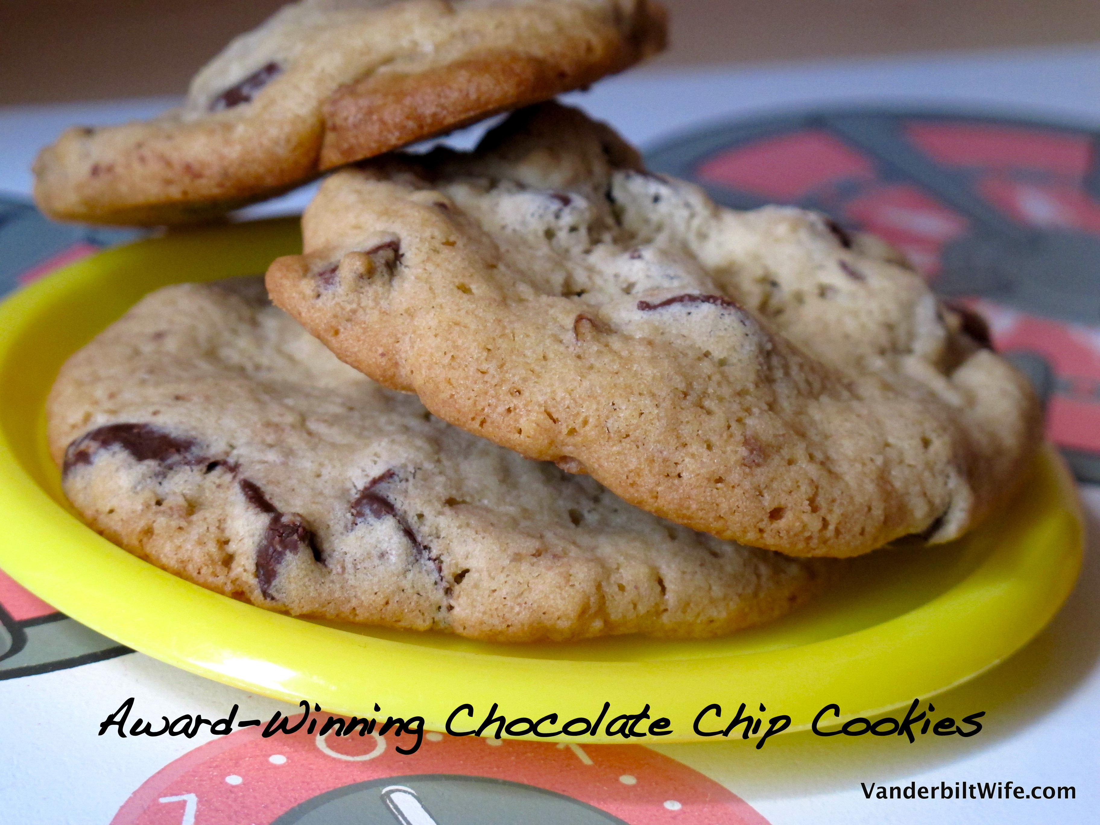 Award Winning Chocolate Chip Cookies  Award Winning Brown Butter Chocolate Chip Cookies
