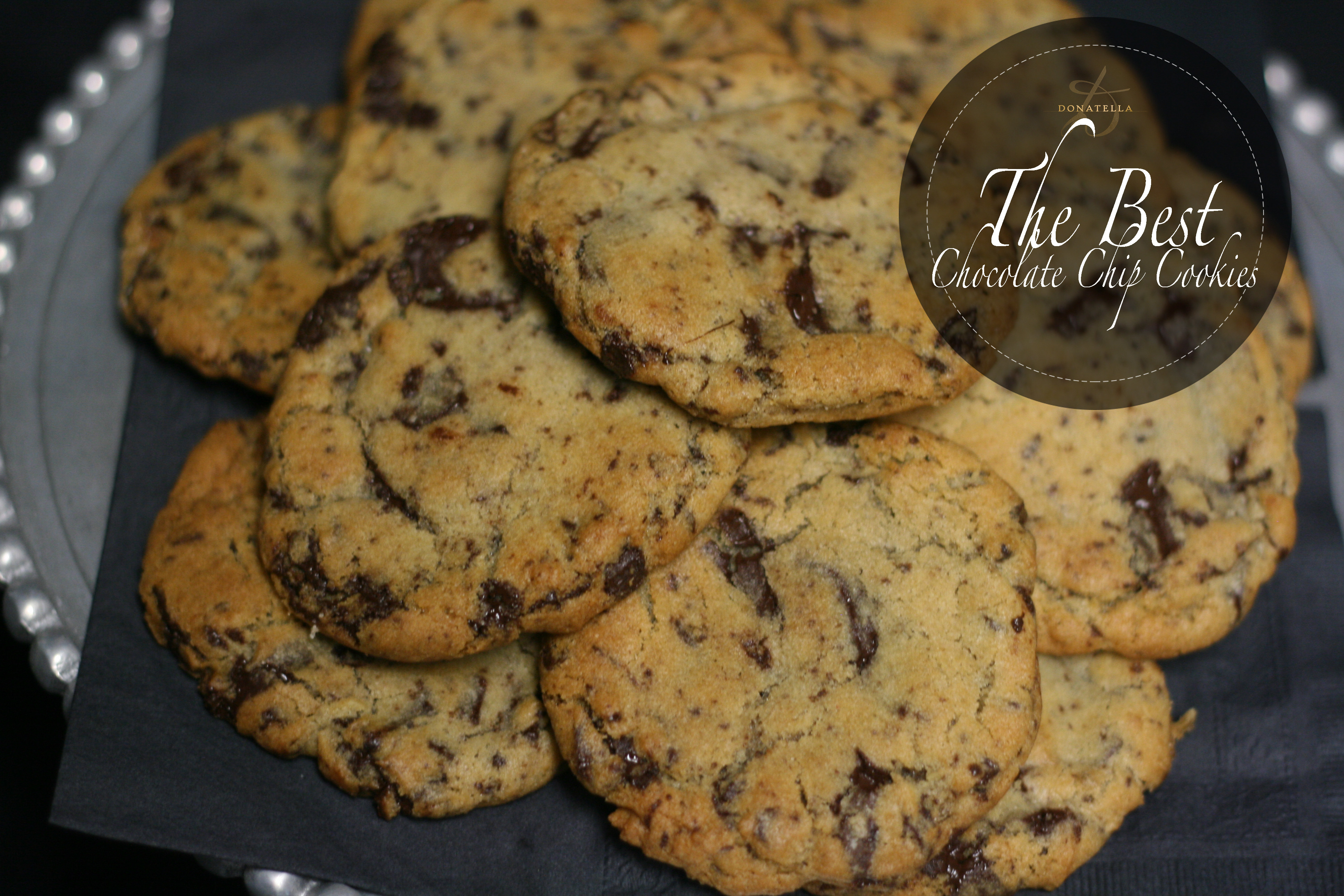 Award Winning Chocolate Chip Cookies  The Best Chocolate Chip Cookies