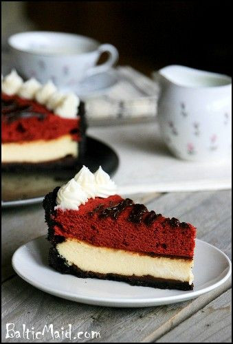 Award Winning Red Velvet Cake Recipe  Pinterest • The world's catalog of ideas