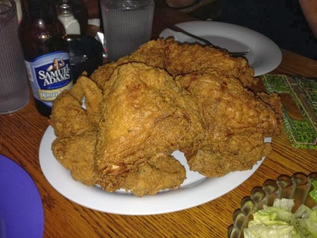 Babes Fried Chicken  Meal of Food Friday Babe s Chicken Dinner House