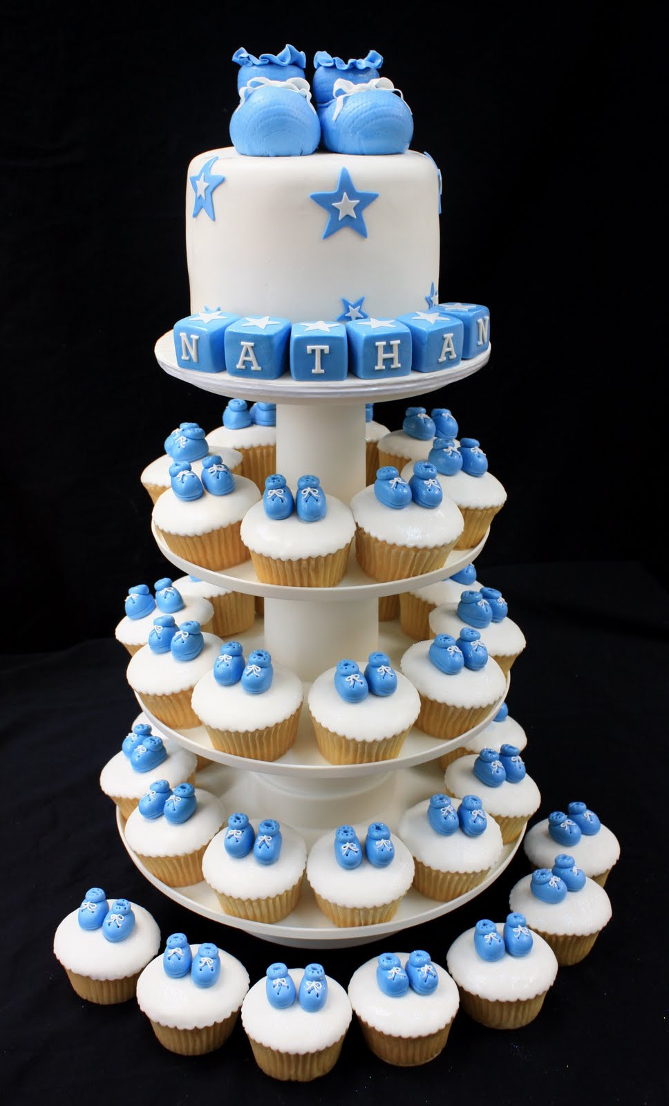 Baby Shower Cupcakes For Boys  Creative And Unique Ideas For Baby Shower Cake Ideas